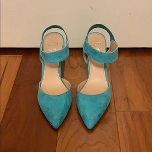 Franco Sarto Pointed Toe Heels